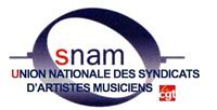 NAM - Union nationale des syndicats d'artistes musiciens de France - CGT